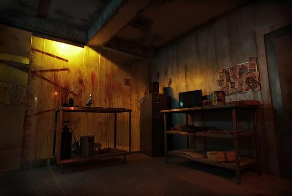 Zombie (Escape Hotel) Escape Room