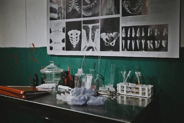 Clinic (The Quest Factory) Escape Room