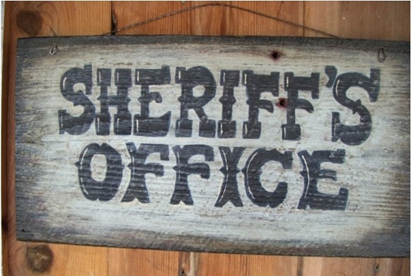 The Sheriff's Office (Unlocked Escape Rooms) Escape Room