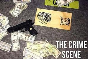 Квест The Crime Scene