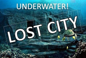 Квест Underwater! Lost City