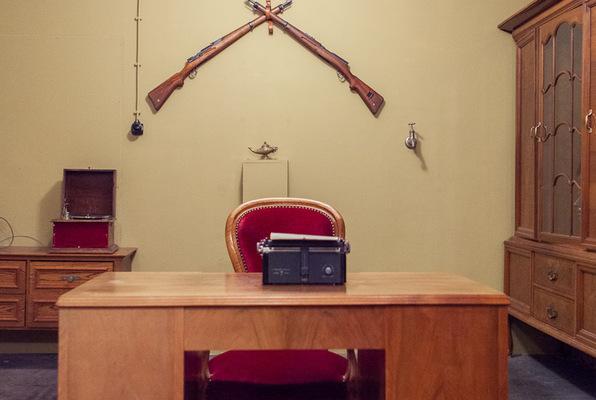 Auf Sherlocks Spuren (Geheimgang 188) Escape Room