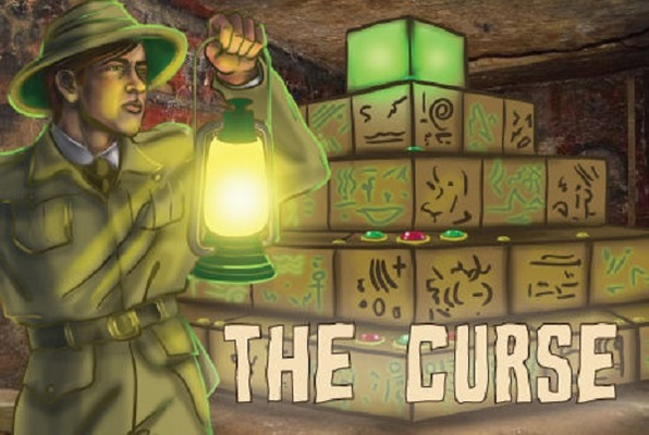 The Curse (Puzzah!) Escape Room