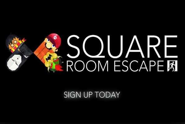 Super Mario Room (Square Room Escape) Escape Room