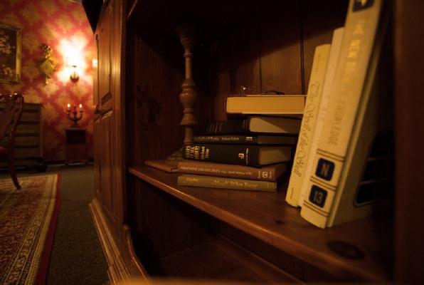 Sorcerer's Study (Square Room Escape) Escape Room