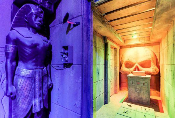 Curse of the Mummy (The Escape Game DC) Escape Room