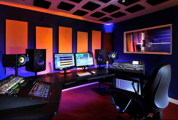 The Music Studio (Excido Escape Room) Escape Room