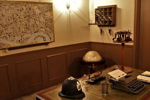 Jack the Ripper (Maze Rooms) Escape Room