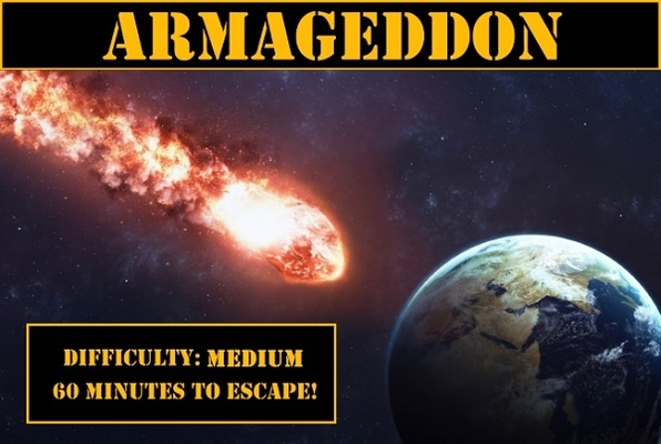 Armageddon (Lockhouse Games) Escape Room