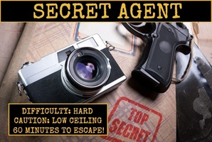 Квест Secret Agent