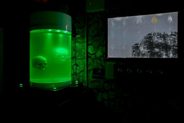 Laboratory of Biohazard (OMEscape) Escape Room