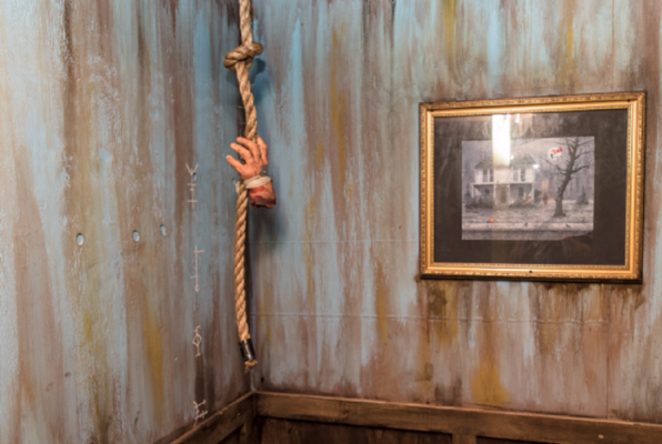 The Cookhouse (13th Hour Haunted House) Escape Room