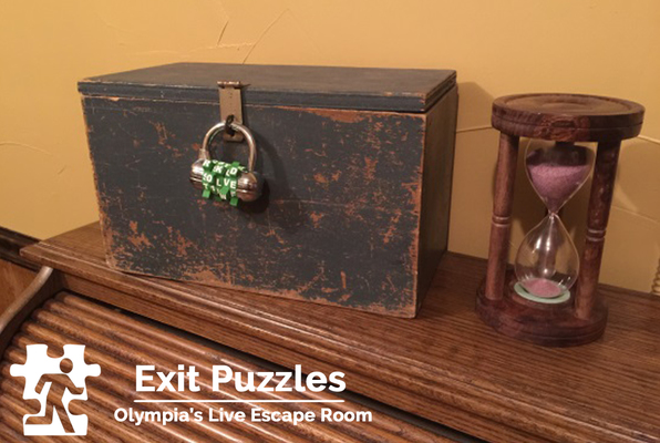 The Landlord's Office (Exit Puzzles Escape Room) Escape Room