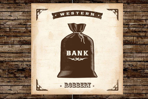 Квест Wild West Bank Robbery