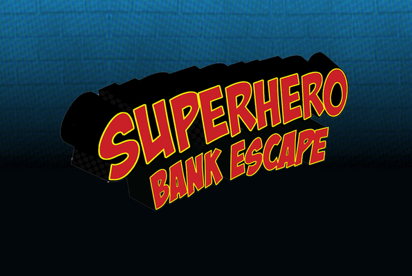 Superhero Bank Escape