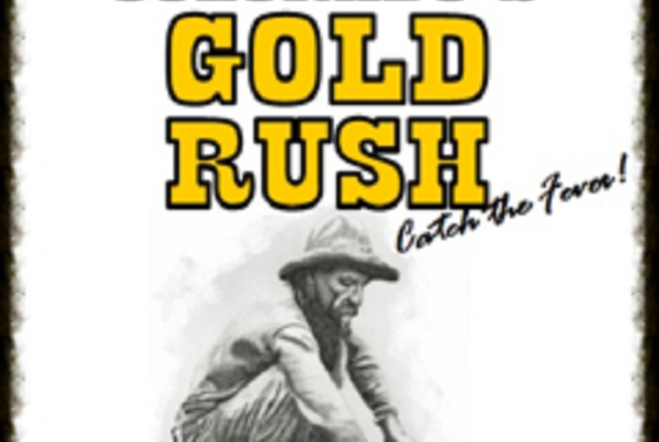 Pikes Peak or Bust: Colorado's Gold Rush