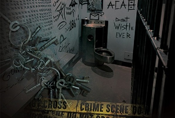 Prison Break (The Locked Room) Escape Room