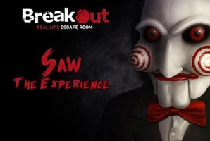 Квест Saw - The Experience