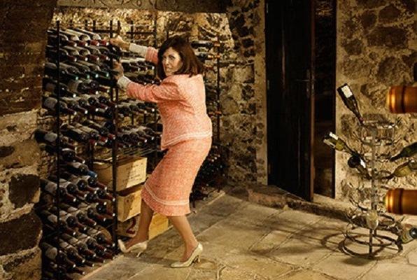 Bonita Winery Room
