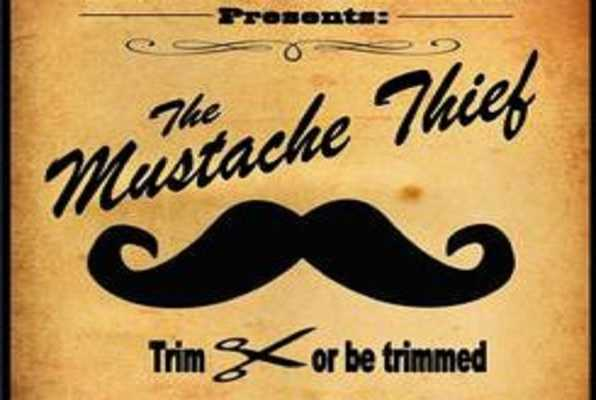 The Mustache Thief