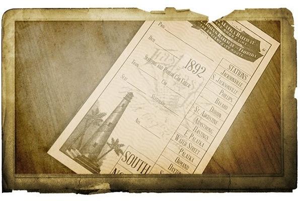 Night Train 1892 - Jewel Heist