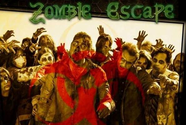 Zombie Escape (Escape-topia) Escape Room