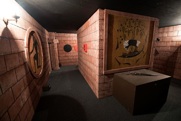 Das Labyrinth Des Minotaurus (Mission: Escape) Escape Room