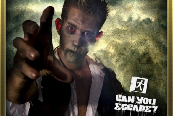 Trapped in a Room with a Zombie (Can You Escape?) Escape Room