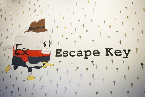 The Crash (Escape Key) Escape Room