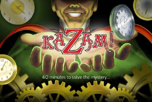 Kazam! (Puzzah!) Escape Room