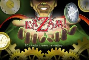 Квест Kazam!