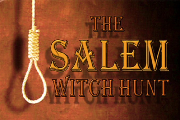 The Salem Witch Hunt Online
