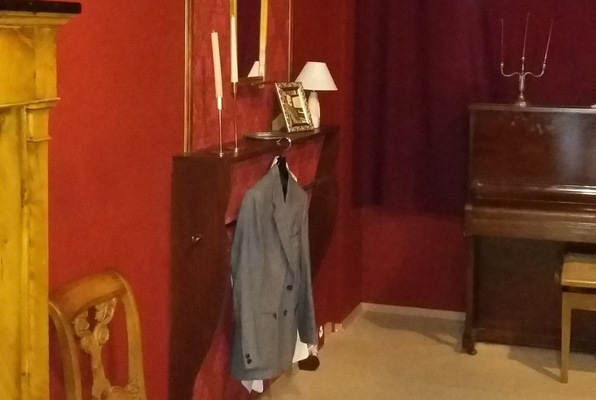 Cabine 1912 (L'Ichu) Escape Room