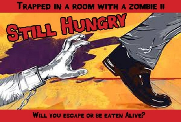 Still Hungry (Room Escape Adventures) Escape Room