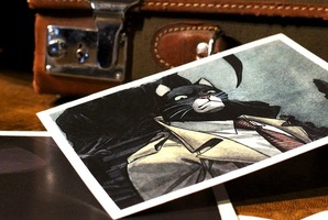 Квест Blacksad - Private Detective