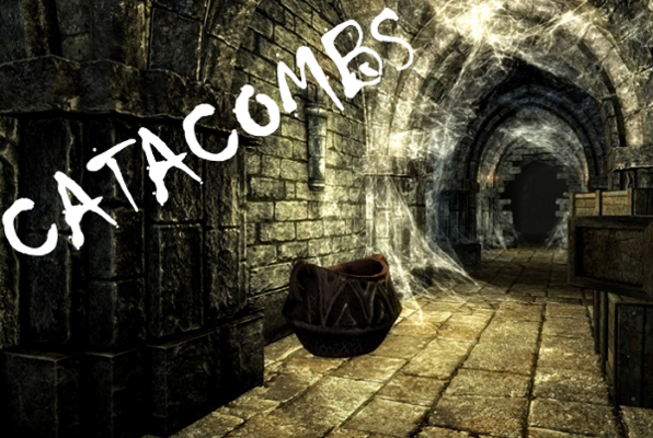 Catacombs (Brainstorm Escape Games) Escape Room