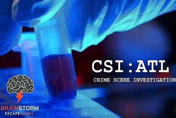 CSI : ATL (Brainstorm Escape Games) Escape Room