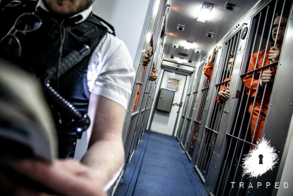 Trapped in a Prison Van (Room Escape UK) Escape Room