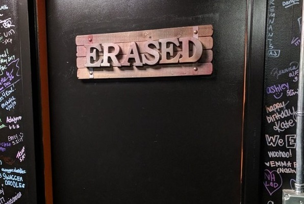 Erased (Ultimate Escape Game) Escape Room