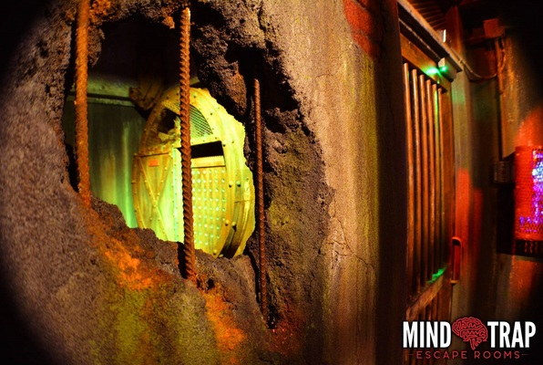 The Collector (Mind Trap Escape Rooms) Escape Room
