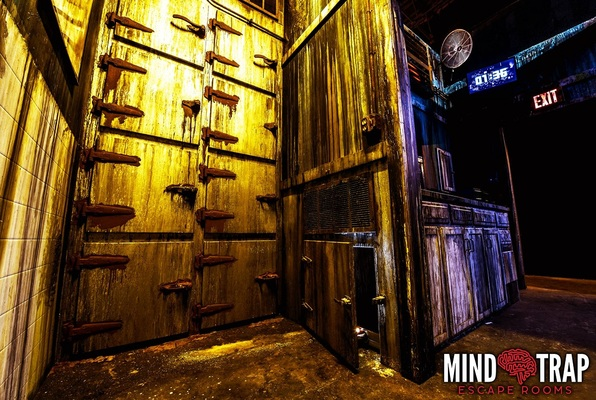 Escape Dr. Death (Mind Trap Escape Rooms) Escape Room
