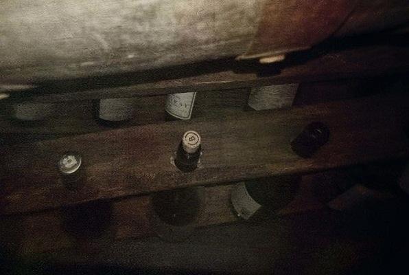 The Wine Cellar Terror