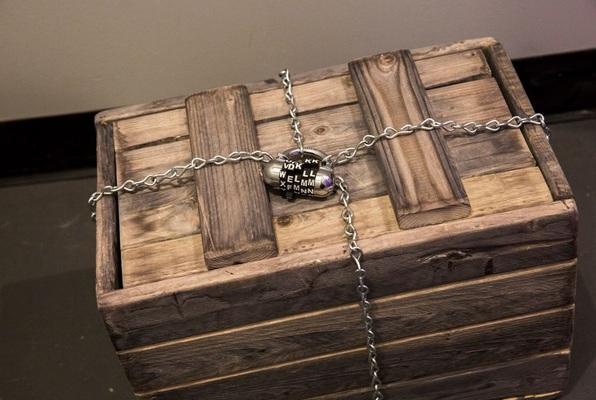 The Half Treasure Map (8D Room Escape & Board Games) Escape Room