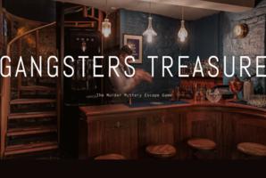 Квест Gangsters Treasure