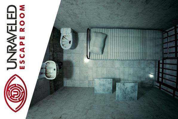 Escape From Alcatraz (UNRAVELED Escape Room) Escape Room