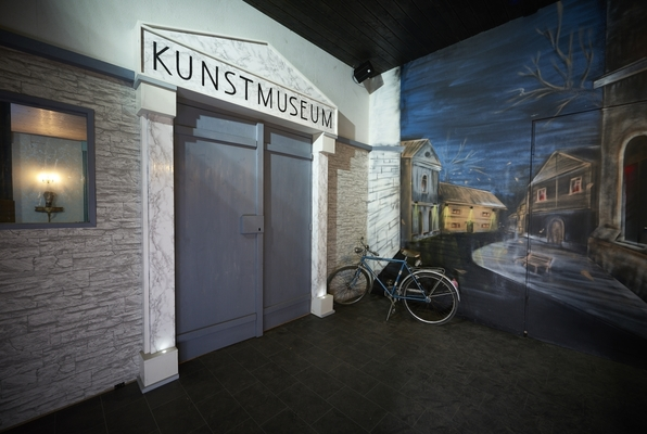 Der Kunstraub (Snary Mary Adventures) Escape Room