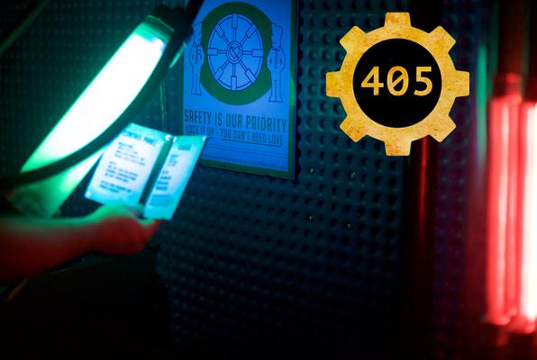 Vault 405