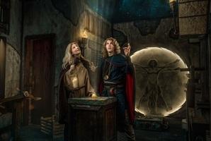 Квест Da Vinci's Challenge