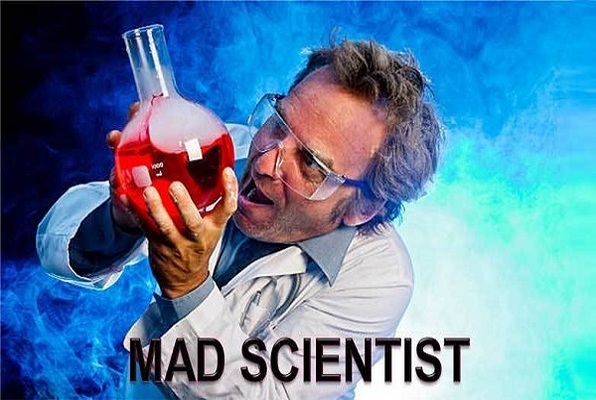 Mad Scientist (Espionage - Spies, Lies & Sneaky Guys) Escape Room