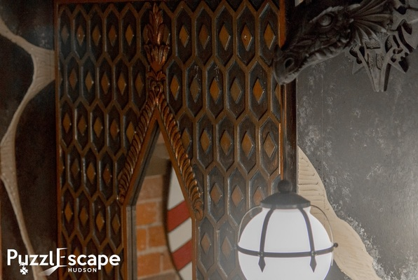 King Arthur's Quest (PuzzlEscape Hudson) Escape Room